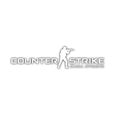 Logo de Counter Strike GO