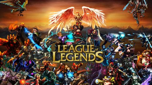 Imagen de League Of Legends