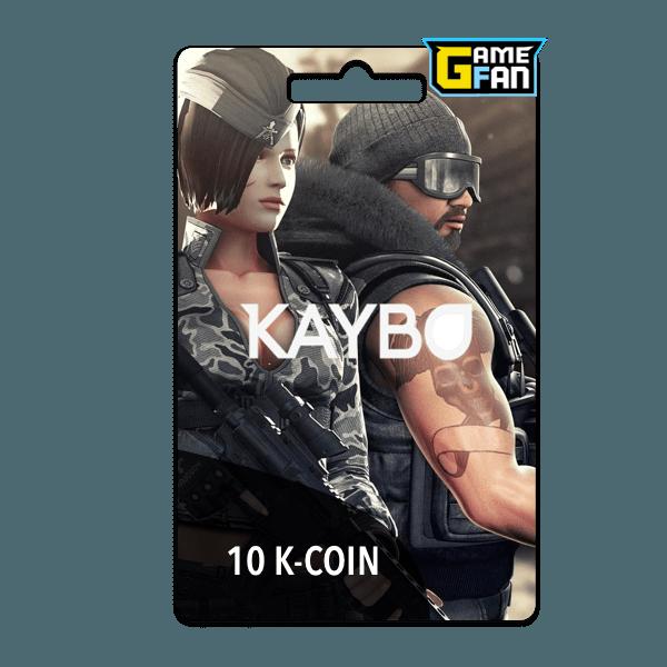 10 K Coin para Kaybo