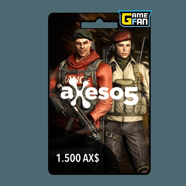 1.500 AX$ para Axeso5
