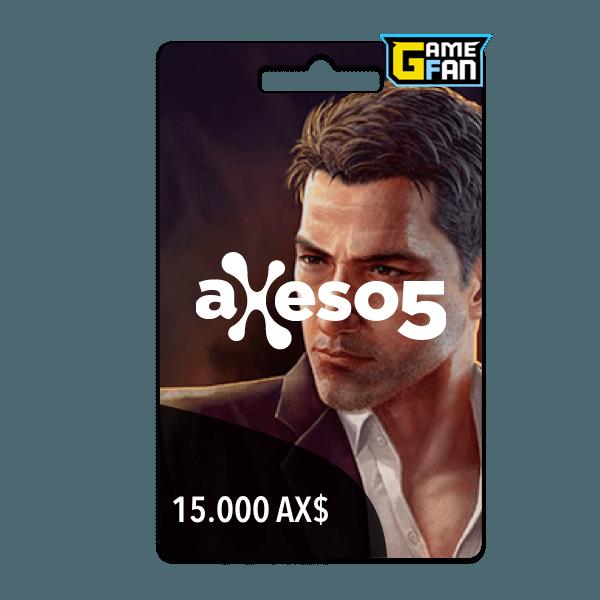 15.000 AX$ para Axeso5