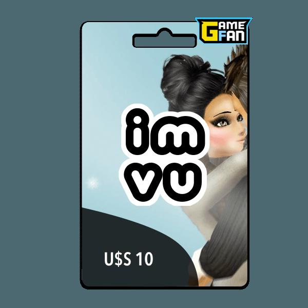IMVU U$S10 para IMVU