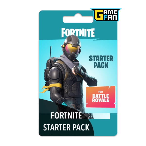 Fortnite Starter Pack PC para Epic Games