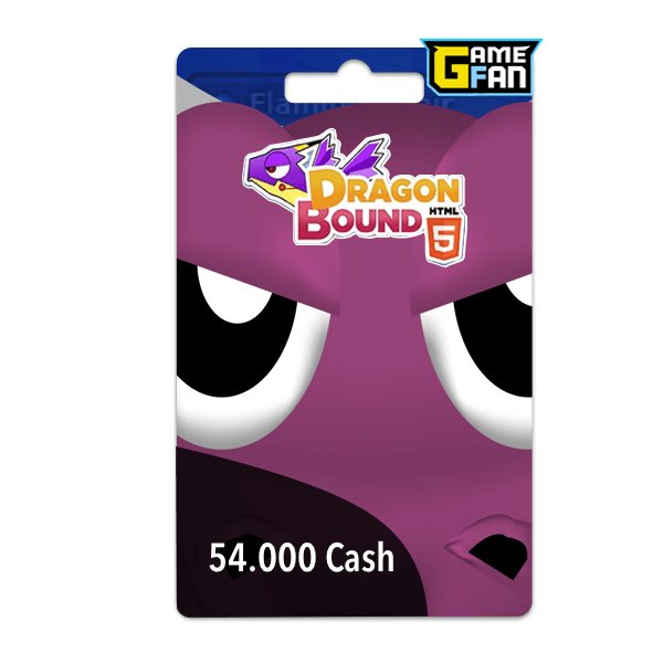54.000 Cash para Dragonbound