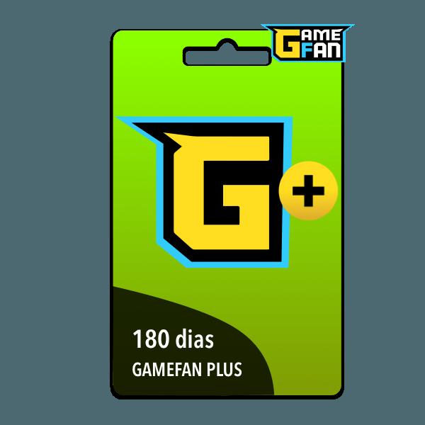 Cuenta Plus 180 dias para Gamefan