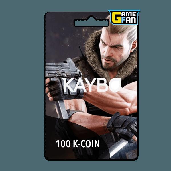 100 K Coin para Kaybo