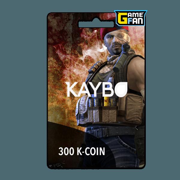 300 K Coin para Kaybo