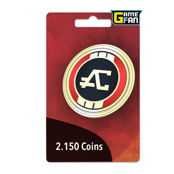 2.150 Coins para Apex Legends