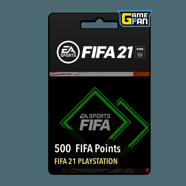 FIFA points 500 (playstation) para EA Sports