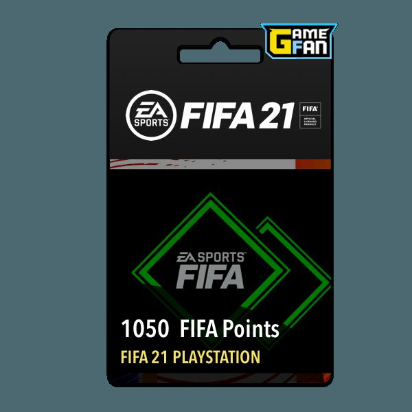 FIFA points 1050 (playstation) para EA Sports