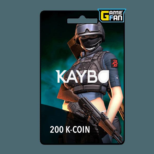 200 K Coin para Kaybo